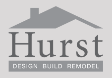 Hurst Design Build Remodeling logo