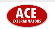 Ace Exterminators logo