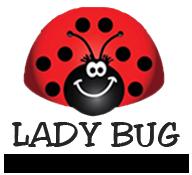 Lady Bug Pest Control Specialist logo