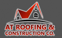 AT Roofing & Construction logo