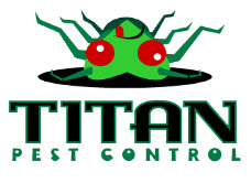 Titan Pest Control logo
