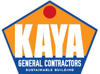 Kaya Construction logo