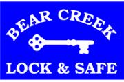 Bear Creek Lock Safe & Alarm Inc logo