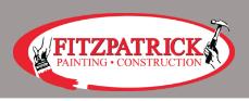 Fitzpatrick Painting logo