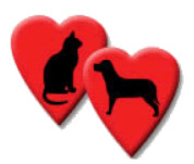 Love Your Pets Too logo