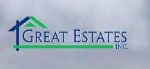 GREAT ESTATES, INC. logo