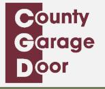 County Garage Door Company  logo