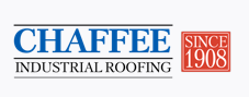 Chaffee Industrial Roofing logo
