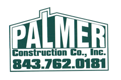 Palmer Construction Company, Inc. logo