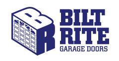 Bilt Rite Garage Doors logo