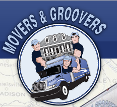 Movers & Groovers logo