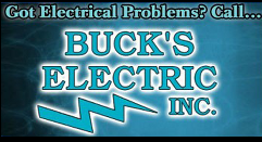 Buck's Electric Inc logo
