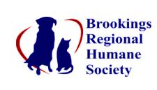 Brookings Regional Humane Society logo