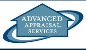 Advanced Appraisal Services logo