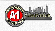 A-1 Locksmith logo