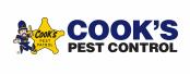 Cook's Pest Control logo