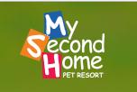 My Second Home Pet Resort logo