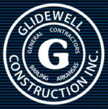 Glidewell Construction Inc. logo
