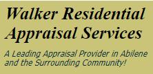 Walker Residential Appraisal Services logo