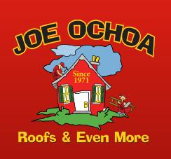 Joe Ochoa Roofing logo