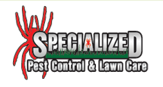 Specialized Pest Control & Lawn Care logo