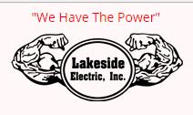 Lakeside Electric, Inc. logo