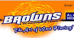 Browns Floormasters logo