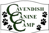 Cavendish Canine Camp logo