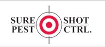 Sure Shot Pest Control logo