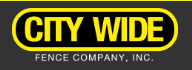 City Wide Fence logo
