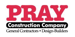 Pray Construction Company, Inc. logo