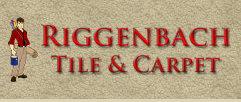 Riggenbach Tile & Carpet logo