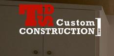 TDS Custom Construction logo