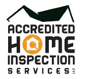 Accredited home inspections services logo