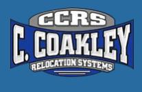 C. Coakley Relocation Systems logo