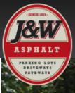 JW Asphalt logo
