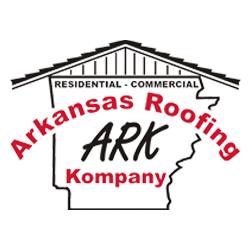 Arkansas Roofing Kompany logo
