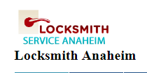 Locksmith Anaheim logo