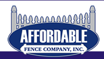 Affordable Fence Company logo