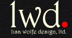 Lisa Wolfe Design, Ltd. logo