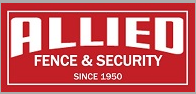 Allied Fence & Security logo