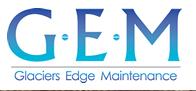 Glaciers Edge Maintenance logo