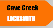 Cave Creek Locksmith logo