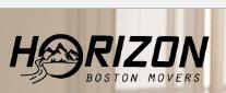 Horizon Boston Movers | Movers Boston logo