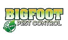 Bigfoot Pest Control logo