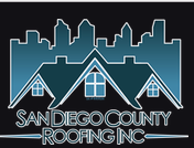 San Diego County Roofing logo