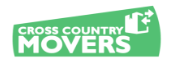 Cross Country Movers logo