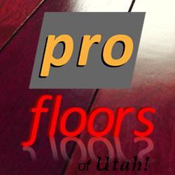 Pro Floors of Utah logo