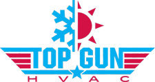 Top Gun Heating And Air LLC logo
