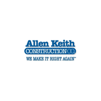 Allen Keith Construction Company logo